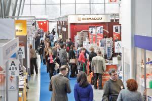 Выставка «Аналитика Экспо»-2015 показала широкий потенциал российской химической промышленности