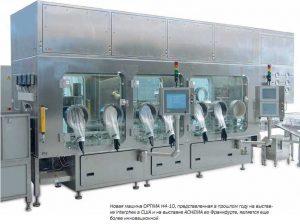Изменение стратегии производства. Новые задачи процессов наполнения в стерильном производстве