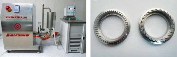 Применение диспергатора Megatron® в технологии эмульсий и суспензий