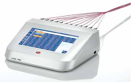 Ellab представляет новое поколение проводной системы сбора данных для термической валидации