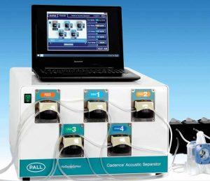 Использование акустической волновой сепарации для оптимизации процесса осветления клеточных культур