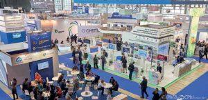 Репортаж с IPhEB & CPhI Russia 2017