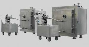 Вакуумные сушильные шкафы MULTISPRAY в производстве АФИ