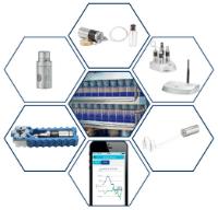 Решения и новинки от компании Ellab A / S для валидации, квалификации и мониторинга процессов лиофилизации