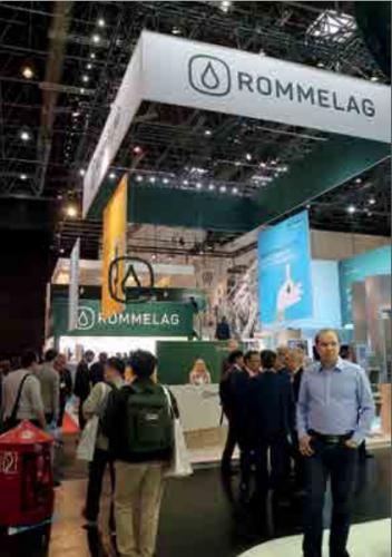 Rommelag – не упустите инновационные возможности! Компания Rommelag на выставке interpack 2017