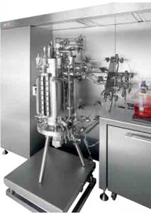 Компания Bosch объявила о выходе на рынок пилотного ферментера для производства активных фармацевтических субстанций