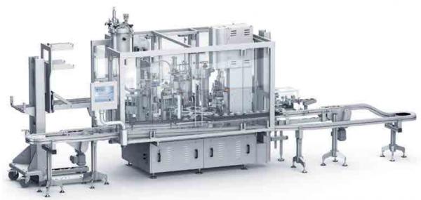 Новая мировоззренческая концепция компании groninger, представленная на выставке іnterpack