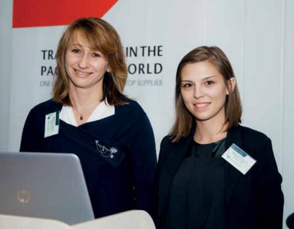 Компании Marchesini Group и SEA Vision на международной конференции в Киеве презентовали лучшие итальянские технологии Track & Trace
