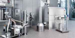 Установка ROB 50 оптимизирует технологические процессы в ходе непрерывного и серийного производства