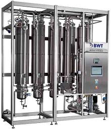 Передовые технологии от BWT Pharma & Biotech для производства высокоочищенной воды