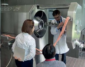 Тренинг на тему «Непрерывное производство»: компания L.B. Bohle провела для специалистов отрасли трехдневный симпозиум