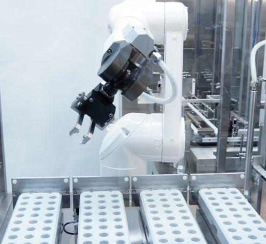 Командная работа роботов