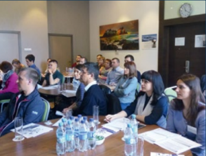 Семинар «ИМСД Украина» по твердым лекарственным формам