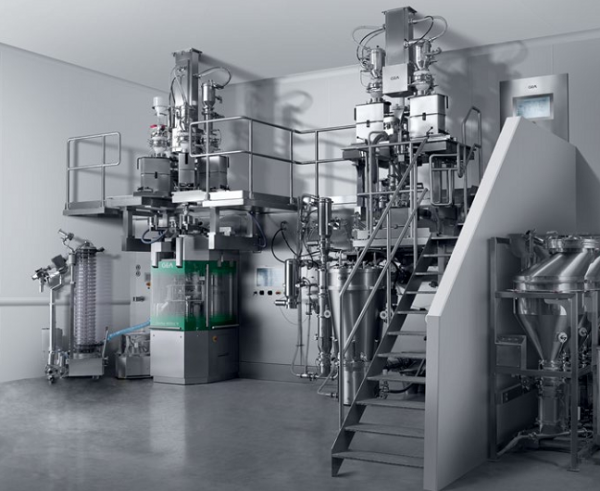 Технология непрерывного производства GEA: в будущее на высокой скорости