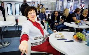 5 минут с … Любовью Гурарий, к.х.н., руководителем бизнеса ООО «Эректон»
