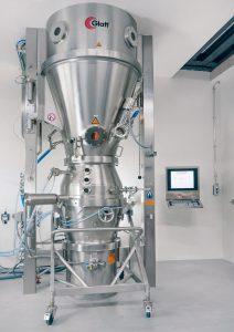 Ускоренное и более эффективное производство сухих гранулированных продуктов