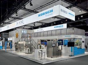 Компании KORSCH AG и L.B. Bohle – регулярные участницы выставки Pharmtech
