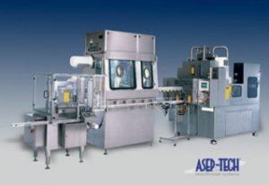 Оборудование для упаковки: технология «выдув – наполнение – запайка» (Blow / Fill / Seal – BFS)