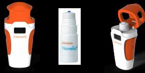 На выставке CPhI Worldwide 2018 разработанное  компанией Nemera смарт-устройство Novelia® для доставки офтальмологических препаратов  получило награду «Excellence in Pharma: системы доставки ЛС»