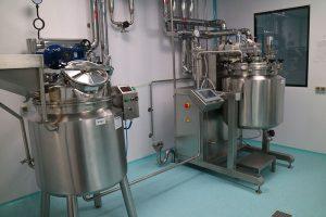 Комплексное оснащение фармацевтических производств и лабораторий от «ПС «ФАРМПРОМ»