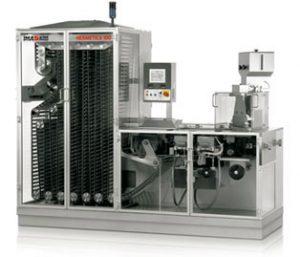 Уникальное оборудование для наполнения капсул жидким продуктом и для бандажирования капсул от компании IMA Spa