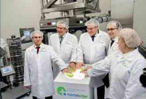 «Полисан» запустил новый производственный корпус с R&D-подразделением