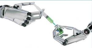 Использование роботов с целью упаковки препаратов для парентерального введения
