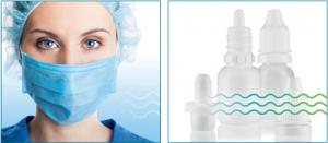 Валидация процесса облучения первичной упаковки для офтальмологических применений от компании Gerresheimer