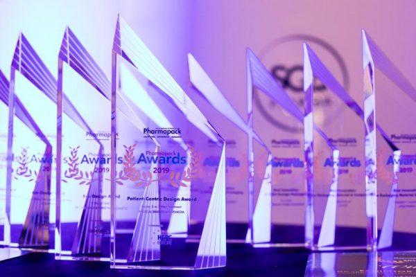 Победители премии Pharmapack Europe 2019 – 22 года инноваций