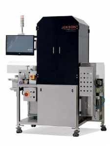 REETRAK BOTTLE 360 manufctured by Jekson Vision is used for automation of vials' aggregation