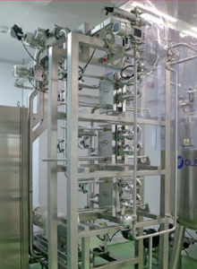 Pall Corporation supplied filters and industrial equipment for fractionation facilities at Biopharma-Plasma
