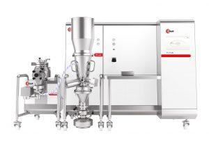 «ВСЕ-В-ОДНОМ» –    комплексное решение для лабораторий.  Для всех процессов, используемых в лаборатории  при разработке твердых лекарственных форм