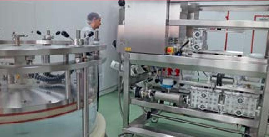 Инновационные продукты GE Healthcare для применения в фармацевтике