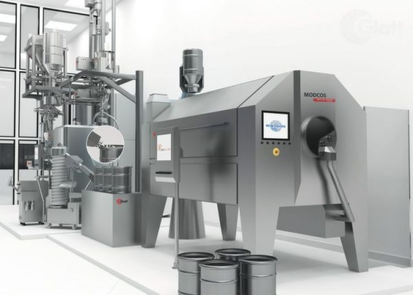 Continuous tablet coating technology. Coating is becoming a continuous process. By Klaus Moeller
