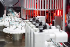 Flexible visual inspection systems: from lab development to large-scale production