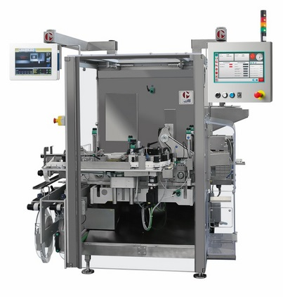 Marchesini Group presented three machines during Pharmtech & Ingredients 2019