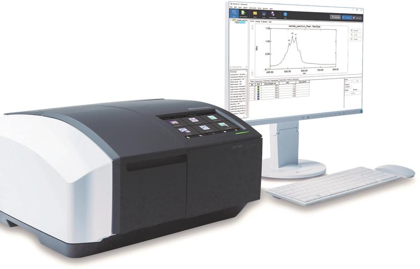 SHIMADZU analytical equipment for pharmaceutica industry. Overview. Part 1. UV-Vis-NIR Absorption and Fluorescence Molecular Spectrometers