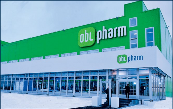 L.B. Bohle have supplied the equipment for new pharmaceutical production in Russia