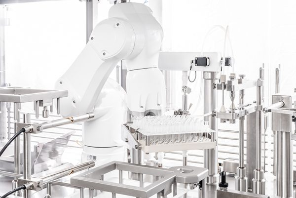 Zellwag Pharmtech AG equips INGAL's new production site with multi-format syringe and vial filling equipment