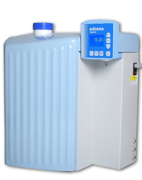 ADRONA Laboratory systems for water purification