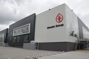 UMEDO GROUP uses advanced technologies for syringes manufacturing