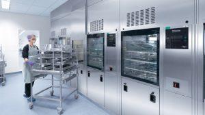 Гигиенические меры от компании Miele по предотвращению распространения вирусных инфекций