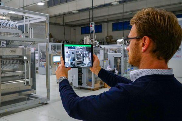 Технологии Индустрии 4.0 в оборудовании от OMAG Srl: двери в будущее открыты