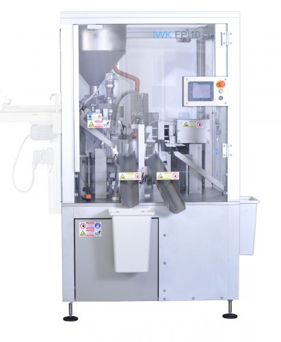 IWK Tube Disinfectant Packaging Machine