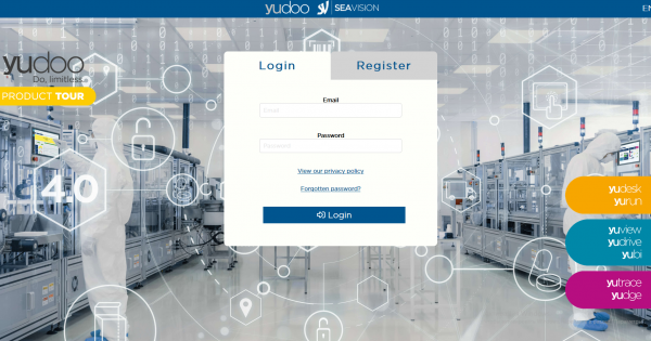 The virtual tour of Suite 4.0 yudoo is online