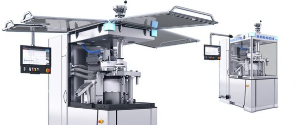 KORSCH introduces next-generation mid-range tablet press