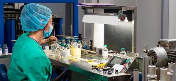 Впровадження MOM-системи у фармацевтичній галузі. Кейс-стаді «Індасофт-Україна» з реалізації на підприємстві «Юрія-Фарм»