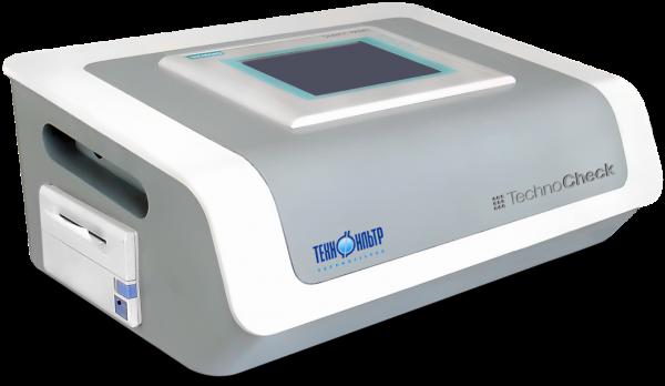 TechnoCheck®3 + Membrane Filtration Systems Integrity Monitor