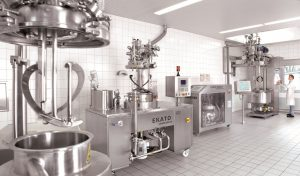 Focus on time and flexibility in the production of liquid forms of cosmetic and pharmaceutical products