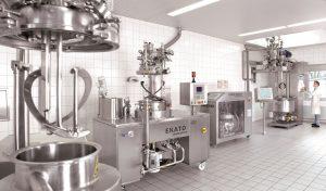 Фокус – на времени и гибкости в производстве жидких форм косметических и фармацевтических продуктов